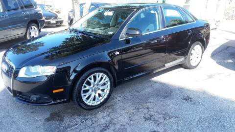 2008 Audi A4 for sale at BBC Motors INC in Fenton MO