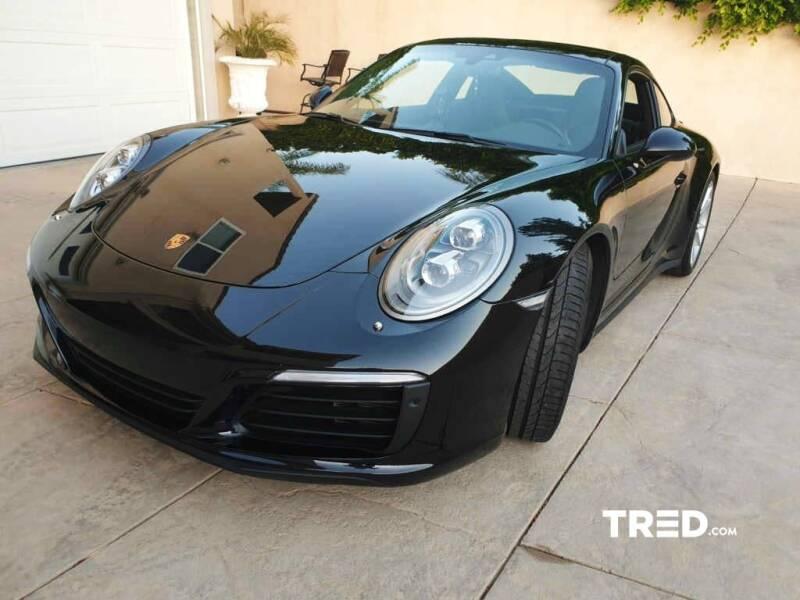 2017 Porsche 911 for sale in Los Angeles, CA