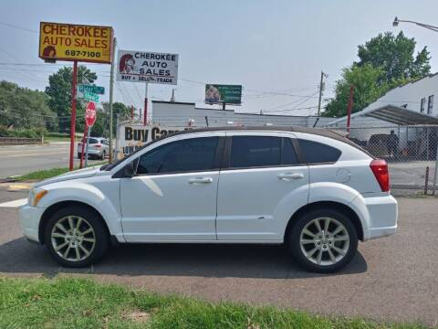 2011 Dodge Caliber for sale at Cherokee Auto Sales in Knoxville TN