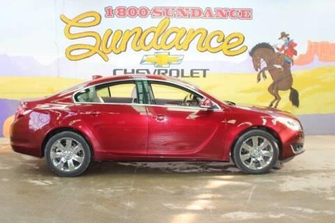 2016 Buick Regal for sale at Sundance Chevrolet in Grand Ledge MI