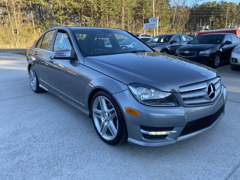 2013 Mercedes-Benz C-Class for sale at Auto Class in Alabaster AL
