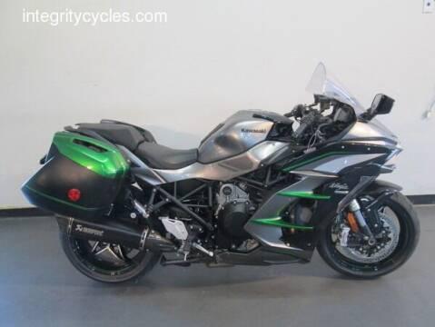 2019 Kawasaki H2 Ninja ZX1000NGF for sale at INTEGRITY CYCLES LLC in Columbus OH