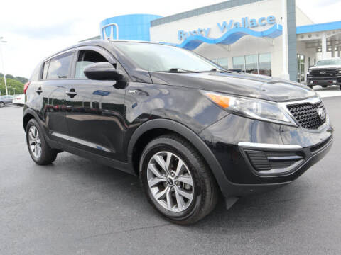 2016 Kia Sportage for sale at RUSTY WALLACE HONDA in Knoxville TN