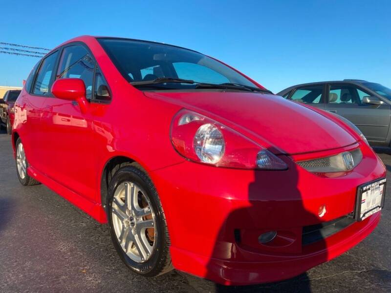 2007 Honda Fit for sale at VIP Auto Sales & Service in Franklin OH