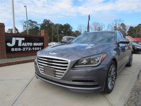 2015 Hyundai Genesis for sale at J T Auto Group in Sanford NC