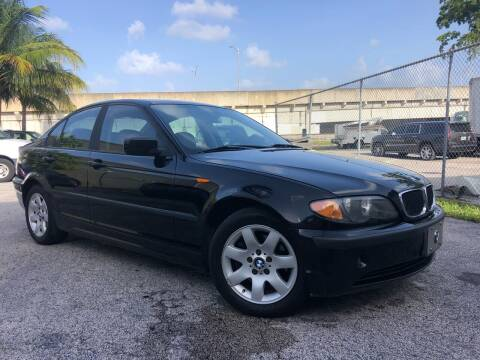 2003 BMW 3 Series for sale at Florida Cool Cars in Fort Lauderdale FL