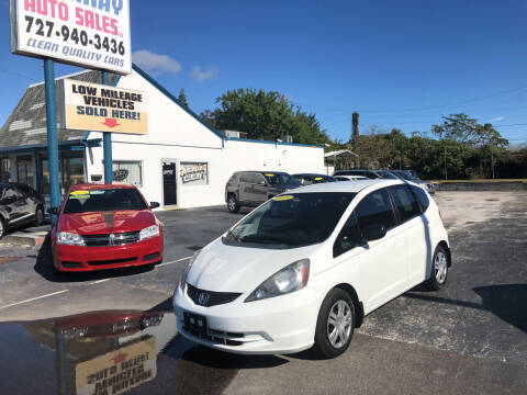 2009 Honda Fit for sale at Sunray Auto Sales Inc. in Holiday FL