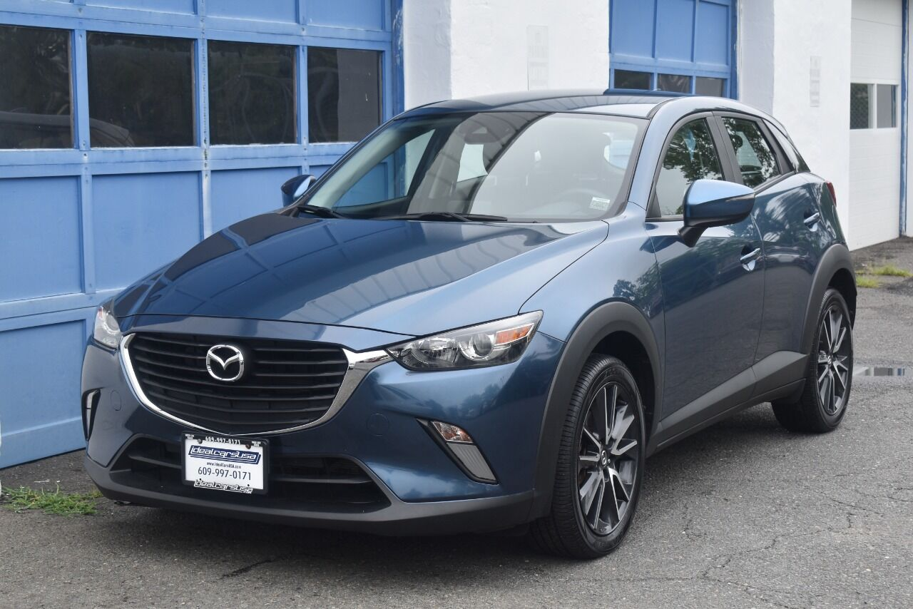 2018 Mazda CX-3 Touring AWD 4dr Crossover
