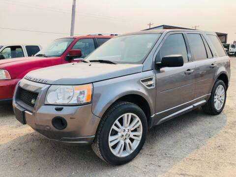 2009 Land Rover LR2 for sale at Brand X Inc. in Carson City NV