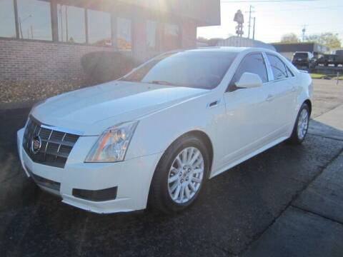 2011 Cadillac CTS for sale at Jacobs Auto Sales in Nashville TN
