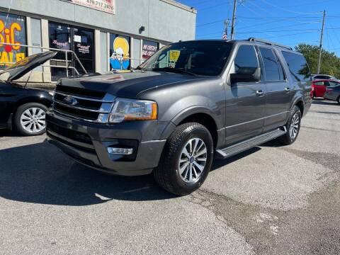 2017 Ford Expedition EL for sale at Bagwell Motors Springdale in Springdale AR