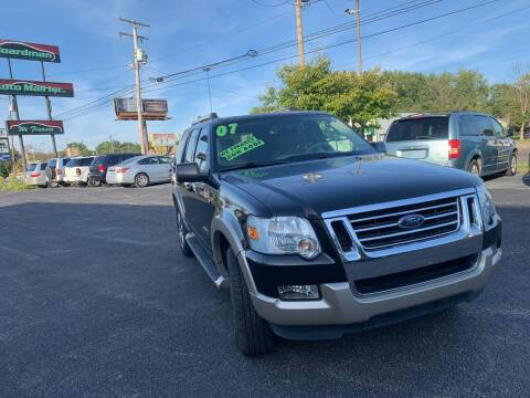 2007 Ford Explorer for sale at Boardman Auto Mall in Boardman OH