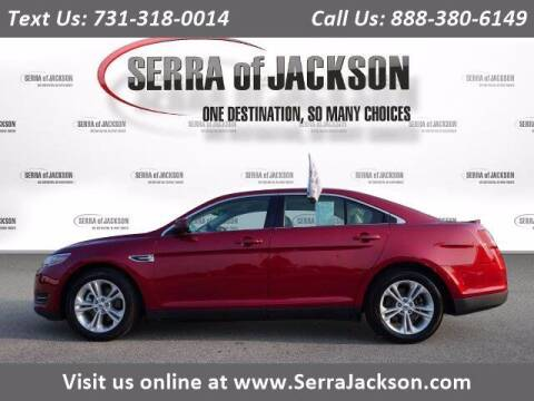 2018 Ford Taurus for sale at Serra Of Jackson in Jackson TN