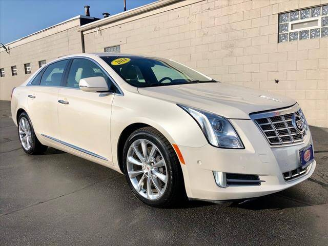 2014 Cadillac XTS for sale at Richardson Sales & Service in Highland IN