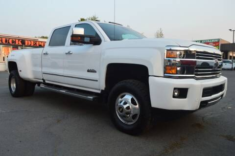 2016 Chevrolet Silverado 3500HD for sale at Sac Truck Depot in Sacramento CA