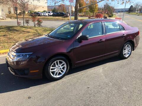 2011 Ford Fusion for sale at Dreams Auto Sales LLC in Leesburg VA
