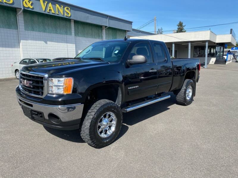 2010 GMC Sierra 1500 for sale at Vista Auto Sales in Lakewood WA