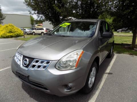 2012 Nissan Rogue for sale at Pro-Motion Motor Co in Lincolnton NC