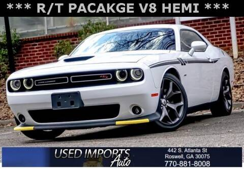 2019 Dodge Challenger for sale at Used Imports Auto in Roswell GA