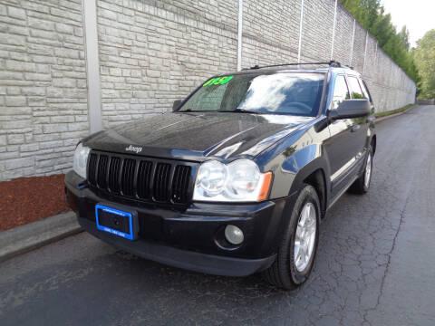 2005 Jeep Grand Cherokee for sale at Matthews Motors LLC in Algona WA
