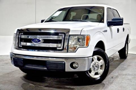 2014 Ford F-150 for sale at CarXoom in Marietta GA