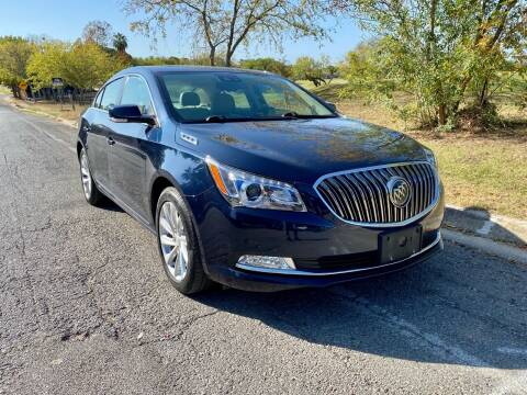 2016 Buick LaCrosse for sale at Texas Auto Trade Center in San Antonio TX