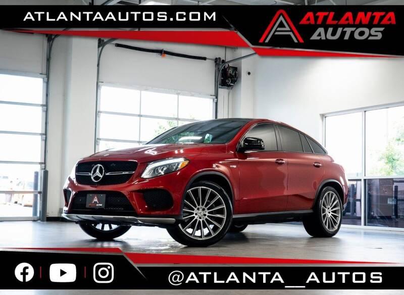 2017 Mercedes-Benz GLE for sale in Marietta, GA