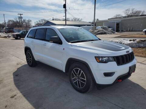 2020 Jeep Grand Cherokee for sale at GOOD NEWS AUTO SALES in Fargo ND