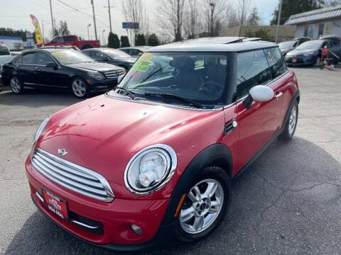 2013 MINI Hardtop for sale at Real Deal Cars in Everett WA