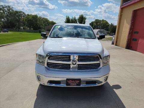 2014 RAM Ram Pickup 1500 for sale at LEROY'S AUTO SALES & SVC in Fort Dodge IA