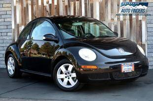 2007 Volkswagen New Beetle 2.5 PZEV 2dr Coupe (2.5L I5 6A) - Centennial CO