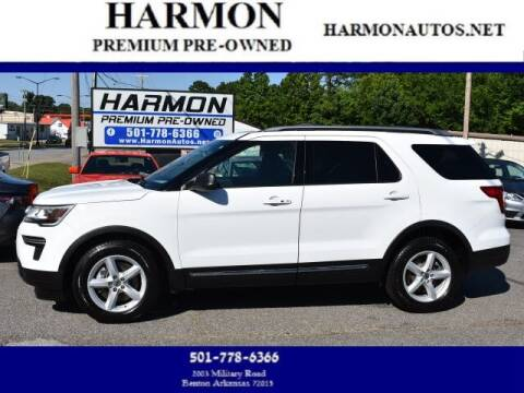 2019 Ford Explorer for sale at Harmon Premium Pre-Owned in Benton AR