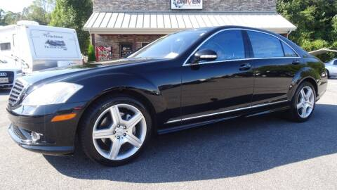 2008 Mercedes-Benz S-Class for sale at Driven Pre-Owned in Lenoir NC