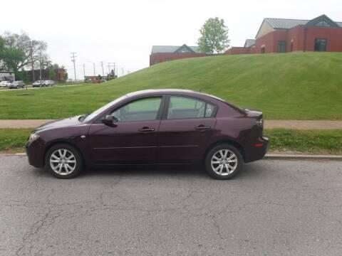 2008 Mazda MAZDA3 for sale at ALL Auto Sales Inc in Saint Louis MO