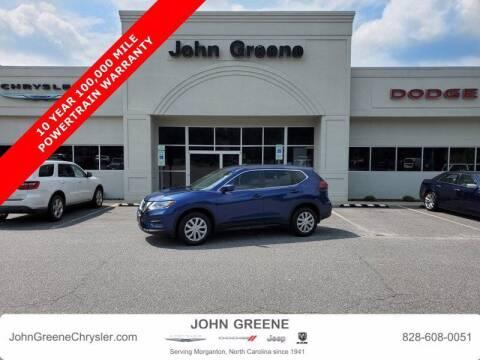 2018 Nissan Rogue for sale at John Greene Chrysler Dodge Jeep Ram in Morganton NC