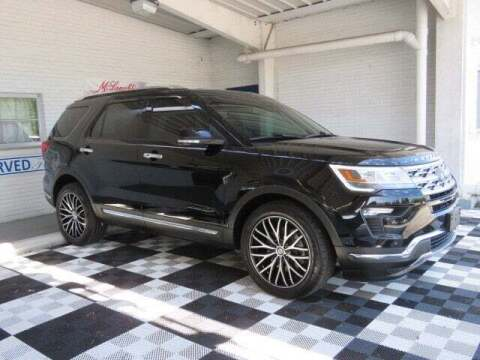 2018 Ford Explorer for sale at McLaughlin Ford in Sumter SC