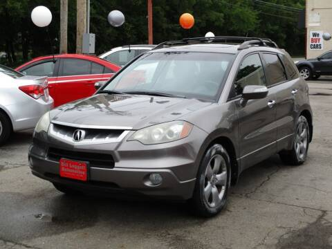 2007 Acura RDX for sale at Bill Leggett Automotive, Inc. in Columbus OH