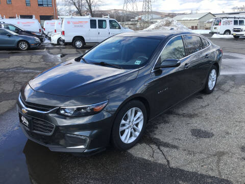 2016 Chevrolet Malibu for sale at Deals on Wheels in Nanuet NY