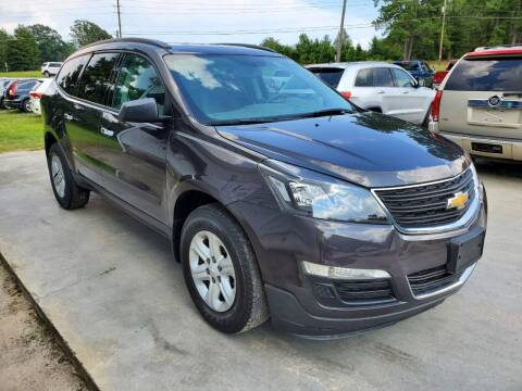 2014 Chevrolet Traverse for sale at Karas Auto Sales Inc. in Sanford NC