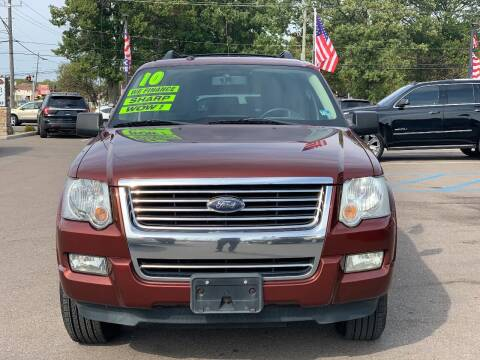 2010 Ford Explorer for sale at L.A. Trading Co. Woodhaven in Woodhaven MI