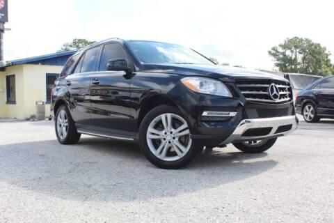 2013 Mercedes-Benz M-Class for sale at AUTOPARK AUTO SALES in Orlando FL