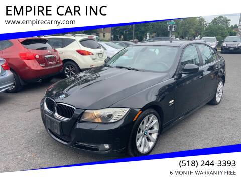 2009 BMW 3 Series for sale at EMPIRE CAR INC in Troy NY