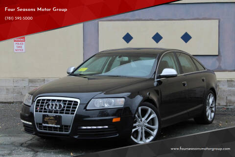 2009 Audi S6 for sale at Four Seasons Motor Group in Swampscott MA