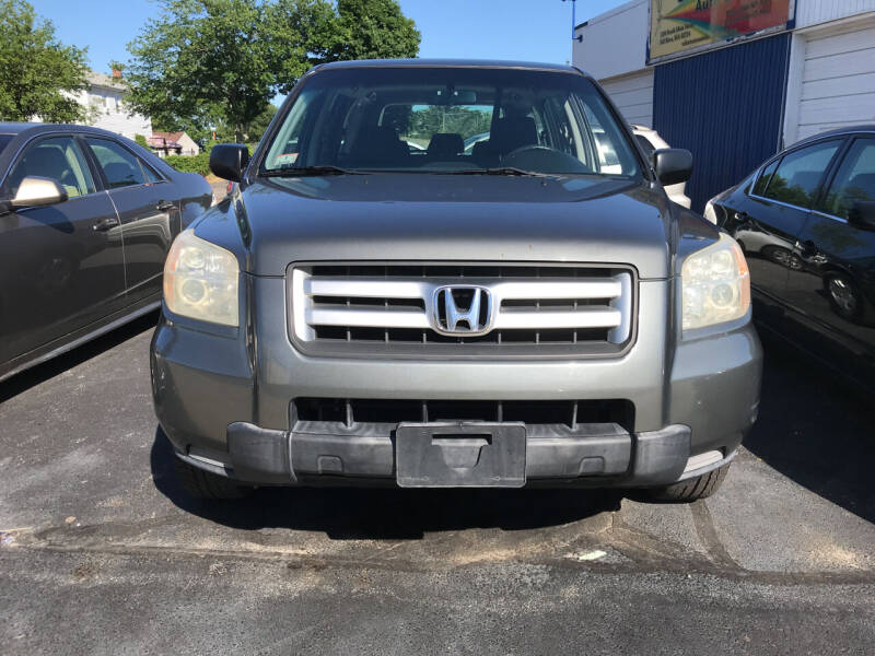 2007 Honda Pilot for sale at Worldwide Auto Sales in Fall River MA