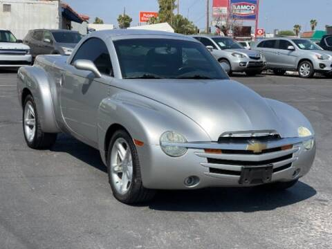 2004 Chevrolet SSR for sale at Brown & Brown Auto Center in Mesa AZ