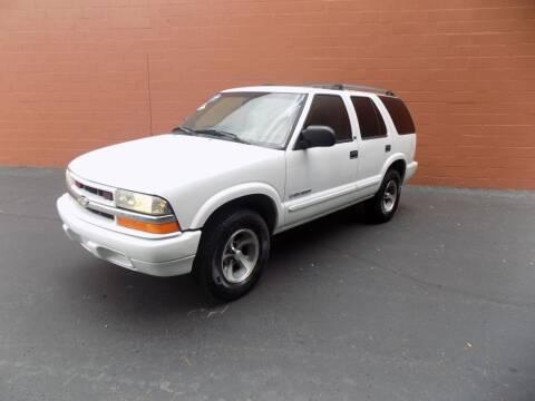 2002 Chevrolet Blazer for sale at S.S. Motors LLC in Dallas GA