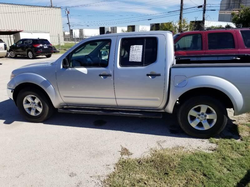 2010 Nissan Frontier for sale at Key City Motors in Abilene TX