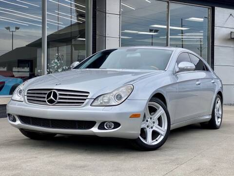 2006 Mercedes-Benz CLS for sale at Carmel Motors in Indianapolis IN