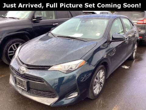 2018 Toyota Corolla for sale at Royal Moore Custom Finance in Hillsboro OR