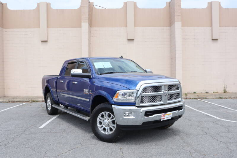 2018 RAM Ram Pickup 2500 for sale at El Compadre Trucks in Doraville GA